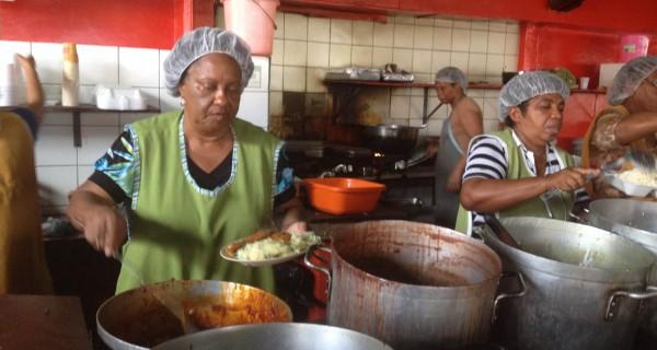 """""""Koken is mijn passie, je hebt het in je of je hebt het niet!"""" Yvonne di Plaza"""