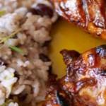 Easy Jerk BBQ Chicken