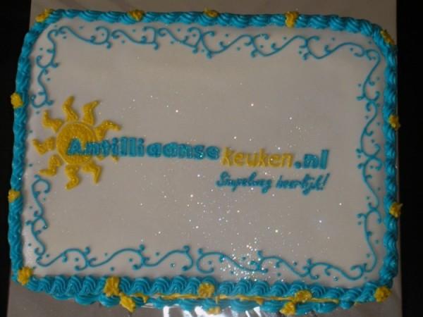 Maak kans op een gratis taart van Antilliaansekeuken.nl