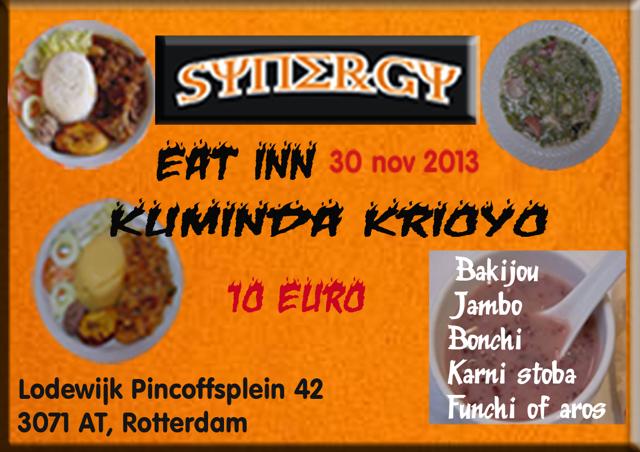 Fundraising met Kuminda Krioyo! – Team Synergy