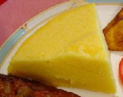 Funchi (Antilliaanse polenta)