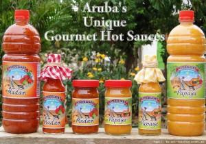 Tip: Lekkere Arubaanse peper om te smullen!