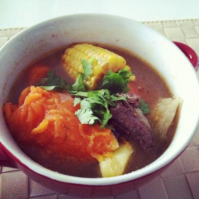 Antilliaanse Rundvleessoep (Sopi Karni) – Speciaal recept van Didi